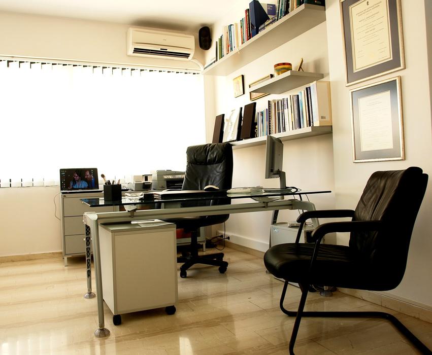 Γραφείο Ιατρείου | Sleep-Apnea.gr